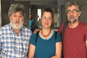 Turkish court sets April 18 as next hearing date for Önderoğlu, Fincancı, Nesin