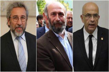 Turkey seeks up to 15 years for journalists, CHP deputy in MİT trucks case