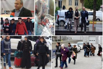 Turkish gov't detained 664 people over alleged links to Gülen movement in a week
