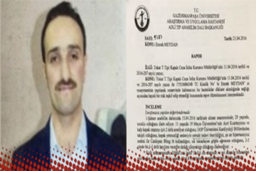 Turkish gov't keeps Emrah Meydan in prison under life-threatening health conditions