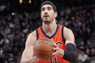 Turkish prosecutors demand 4 years in jail for NBA star Kanter over 'insulting' Erdoğan
