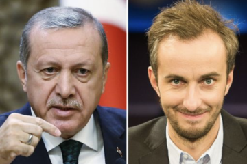 Erdoğan's henchman Külünk allegedly gives order to Erdoğanist thugs to punish Germany's Böhmermann