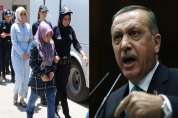 Turkey's Erdoğan says he stands with the oppressed of the world