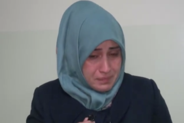 Abducted teacher's wife to Afghan gov't: Where are you? Are you asleep?