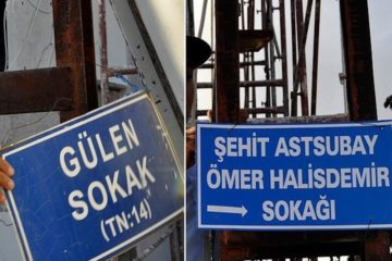İstanbul Municipality changes street names evoking Gülen movement