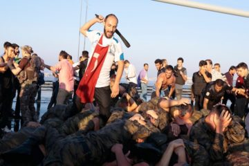 COMMENTARY — Erdoğan gov't encourages vigilante violence in Turkey