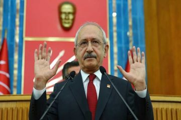Turkish prosecutor presses new charges against main opposition CHP leader, four deputies