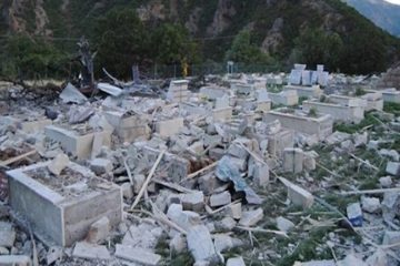 HDP says Turkish gov't destructs 13 cemeteries where killed PKK militants buried