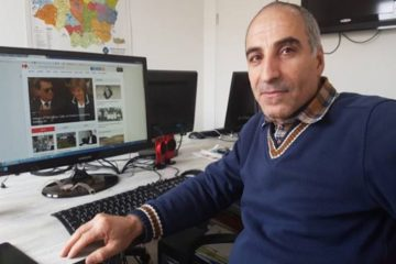 Turkish court gives pro-Kurdish news editor suspended sentence on terrorism charges