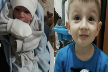 Turkish court sends 25-day-old Vedat Akif to prison together with his mother