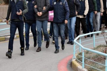 Turkish gov't detained 493 people last week, 62,895 in 2017 over alleged links to Gülen movement