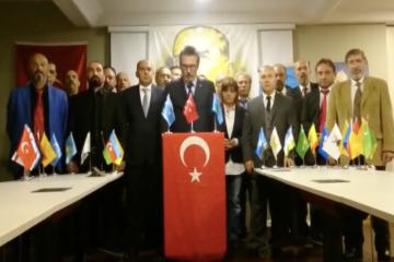 Ötüken Union Party, an openly racist/fascist political party, founded in Turkey