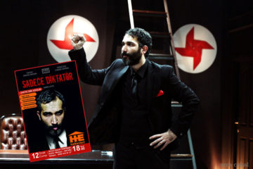 More cities in Turkey ban theater play 'Just Dictator'