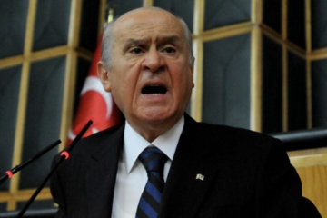 Assessing Afrin operation, Erdoğan's ultra-nationalist ally Bahçeli shows to Turks 'domination over world' as target