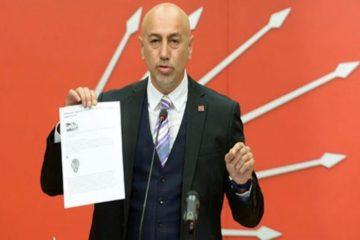 CHP's Aksünger: US to fine Turkey $10 bln over Atilla case