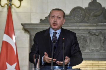 Turkey's Erdoğan says he informed France's Macron about 'so-called' journalists