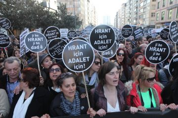 Turkish-Armenian journalist Dink commemorated on 11th anniversary of his assassination