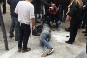 Turkish man self-immolated in front of municipality due to joblessness