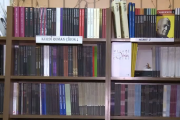 Kurdish books take their share from Turkish government crackdown