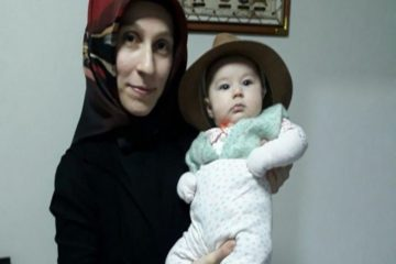 Lawyer under investigation, accompanied by infant, put in pretrial detention by Turkish gov't