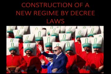 Report: Erdoğan constructing new regime in Turkey by gov't decrees under rule of emergency