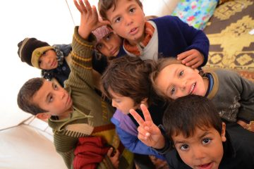 About 40 percent of Syrian children unable to go to school in Turkey
