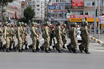 Turkish military to be ideologically transformed with 8,565 dismissals, 43,000 new recruits