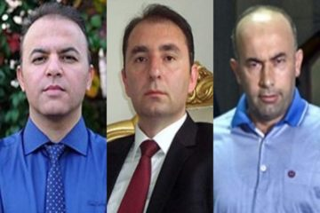 Jailed Turkish police chiefs who led 2013 corruption ops taken to police HQ in İstanbul