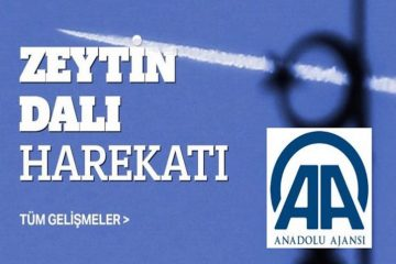 Erdoğan regime's official mouthpiece AA targets exiled Turkish journalists over Afrin messages