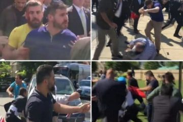 Turkish men in Washington D.C. brawl left Canada and went to Turkey
