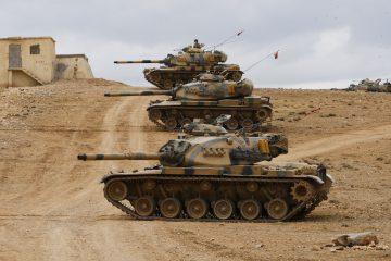 Defence Minister: Turkish shelling marks de facto start of Afrin operation