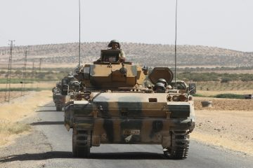US says will not withdraw troops from Syria's Manbij as Turkish military's Afrin ops going on