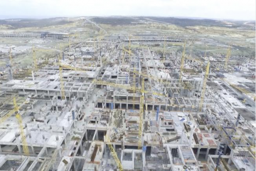 Report claims some 400 workers die in construction site of 3rd airport in İstanbul