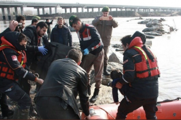 At least 3 victims of Erdoğan's persecution targeting Gülen movement drowned as trying to cross river between Turkey and Greece