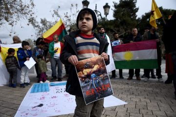 UN warns of 'dire humanitarian consequences' in Afrin under Turkish military attack