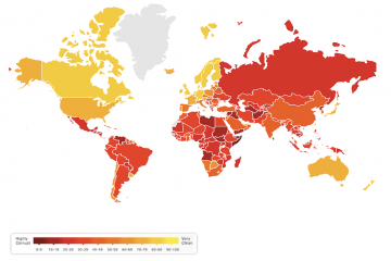 Transparency Int'l Index shows level of corruption in Turkey worsens dramatically