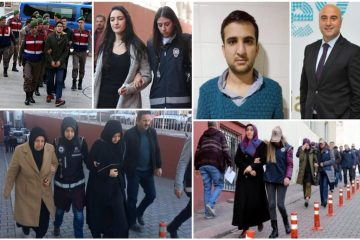 Turkish gov't detained 567 people over alleged links to Gülen movement in a week