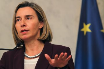 EU expresses concern over Turkish military offensive in Afrin