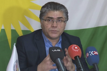 Kurdish party in Turkey refuses to drop 'Kurdistan' from name
