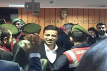 Turkish court rules for continuation of former HDP co-chair Demirtaş's imprisonment