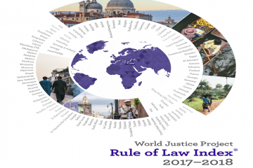 World Justice Project shows Turkey among world's worst for rule of law