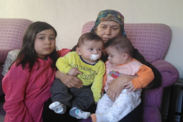 Turkish gov't jails teacher couple as their newborn twins under grandmother's care