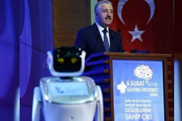 No freedom of speech in Turkey even for the robots