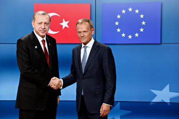 EU leaders tell Turkey's Erdoğan they have common interests but also challenges