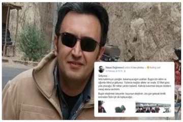 Erdoğan regime's persecution leads to a new victim in Greece