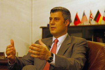 Kosovo President Thaci: Arrest of Gülen movement members was wrong