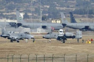 US reducing presence at Turkish airbase amid tensions with Ankara