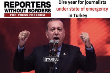 RSF calls on EU leaders to insist on press freedom at summit with Turkey