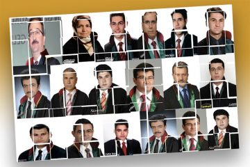 Report: Turkish gov't has prosecuted 1,539, detained 580, sentenced 103 lawyers since July 2016