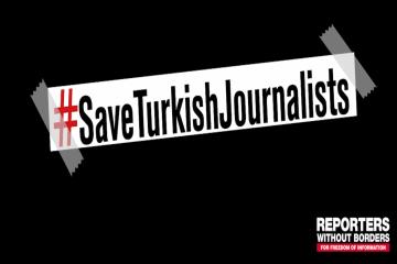 RSF appeals to ECtHR — #SaveTurkishJournalists